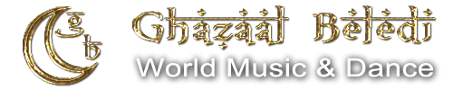 Ghazaal Beledi World Music & Dance